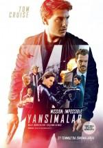 Mission: Impossible - Yansımalar (2018) afişi
