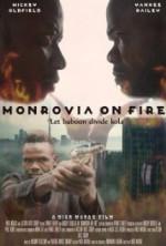 Monrovia on Fire (2014) afişi