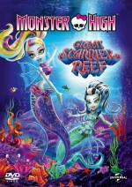 Monster High: The Great Scarrier Reef (2016) afişi