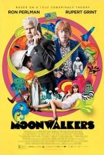 Moonwalkers (2015) afişi