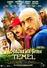 Moskova'nın Şifresi Temel (2012) afişi