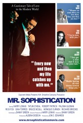 Mr. Sophistication (2013) afişi