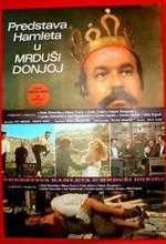 Mrduši Donjoj Köyü Hamlet Sahneliyor (1974) afişi