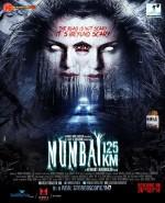 Mumbai 125 KM 3D (2014) afişi