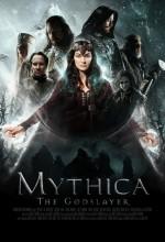 Mythica: The Godslayer (2016) afişi