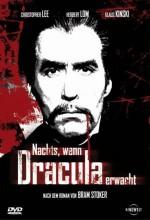 Nachts, Wenn Dracula Erwacht (1970) afişi