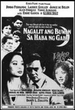 Nagalit Ang Buwan Sa Haba Ng Gabi (1983) afişi