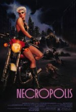 Necropolis: City of the Dead (1987) afişi