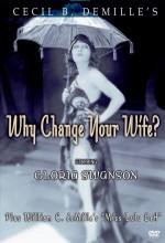 Neden Karını Değiştirdin? (1920) afişi