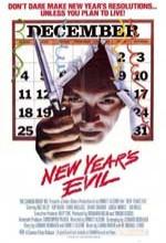 New Year´s Evil (1980) afişi