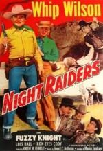 Night Raiders (1952) afişi