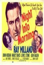 Night ınto Morning (1951) afişi