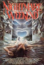 Nightmare Weekend (1986) afişi