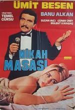 Nikah Masası (1982) afişi