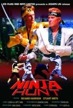 Ninja Hunt (1986) afişi