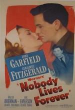 Nobody Lives Forever (1946) afişi