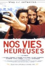 Nos Vies Heureuses (1999) afişi