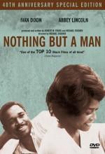Nothing But A Man (1964) afişi