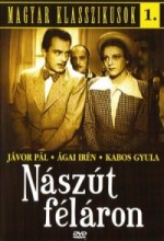 Nászút Féláron (1936) afişi