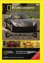 National Geographic:Mega Fabrikalar Ferrari (2007) afişi