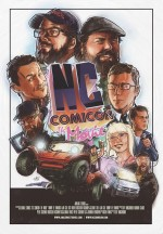 NC Comicon: The Movie (2016) afişi