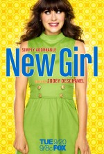 New Girl Sezon 3 (2013) afişi