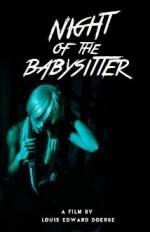 Night of the Babysitter (2015) afişi