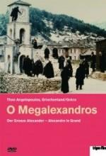 O Megalexandros (1980) afişi