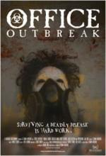 Office Outbreak (2006) afişi
