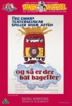 Og Så Er Der Bal Bagefter (1970) afişi