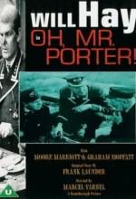 Oh, Mr Porter! (1937) afişi