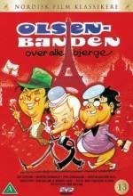 Olsen-banden Over Alle Bjerge (1981) afişi