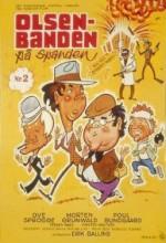 Olsen-banden På Spanden (1969) afişi