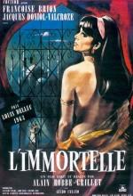Ölümsüz Kadın (1963) afişi