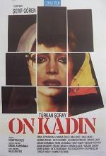 On Kadın (1987) afişi
