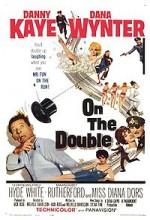 On The Double (1961) afişi