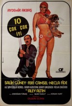 On çok çok iyi (1977) afişi