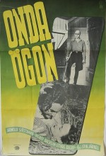 Onda ögon (1947) afişi