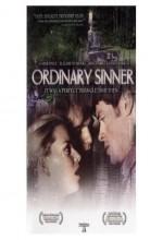 Ordinary Sinner (2001) afişi