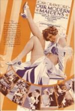 Our Modern Maidens (1929) afişi