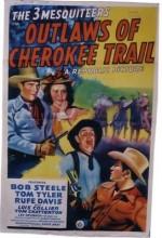 Outlaws Of Cherokee Trail (1941) afişi