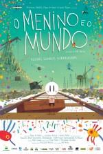 O Menino e o Mundo (2013) afişi