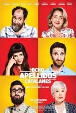 Ocho Apellidos Catalanes (2015) afişi