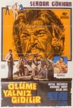 Ölüme Yalnız Gidilir (1976) afişi