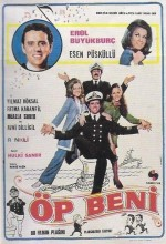 Öp Beni (1970) afişi