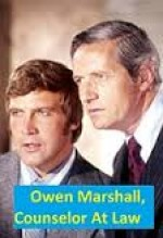Owen Marshall, Counselor at Law Sezon 2 (1972) afişi