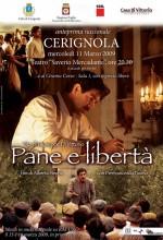 Pane E Libertà (2009) afişi