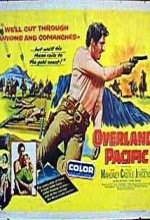 Pasifik Demiryolu (1954) afişi