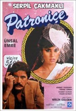 Patroniçe (1987) afişi