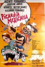 Picardia Mexicana (1978) afişi